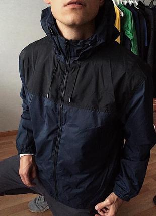 Мужская куртка ветровка tu
