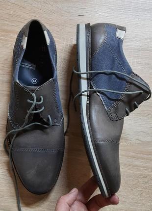 Туфли мужские bugatti