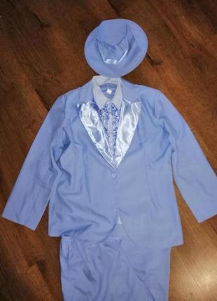 Карнавальные костюм, костюм для танцев, нарядный костюм