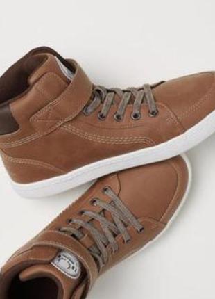 Крутые фирменные ботинки