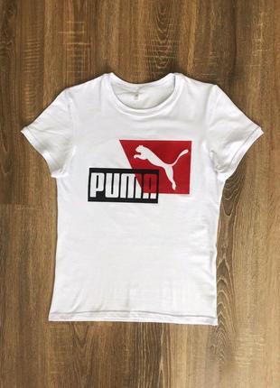 Отличная футболка puma на каждый день