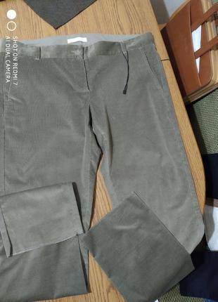 Суперські котонові штанята s' max mara1 фото