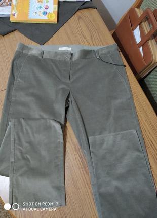 Суперські котонові штанята s' max mara3 фото