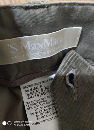 Суперські котонові штанята s' max mara4 фото