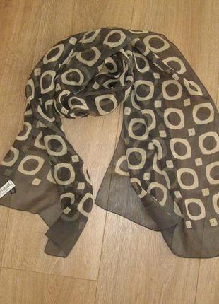 Georgio  armani шелковый шарф