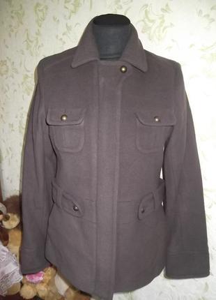 Короткое пальто uk10