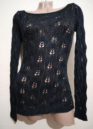 Красивый свитер superstar размер s