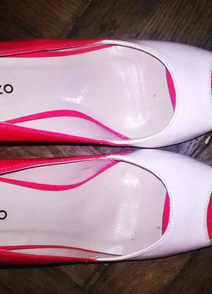 Лаковані туфельки ronzo