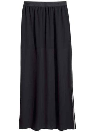 Красивейшая макси юбка от h&m