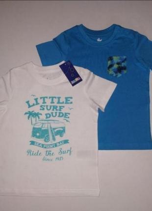Набір футболок lupilu.98-104.110-116