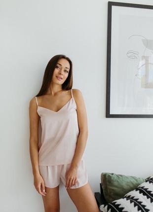 Пижама из шелка5 фото