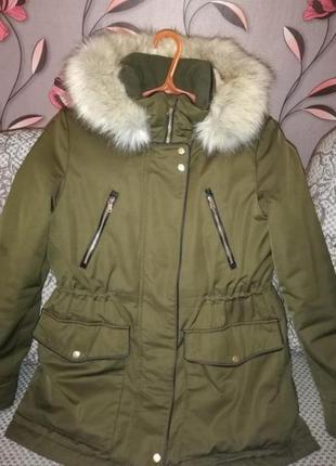 Куртка, парка zara