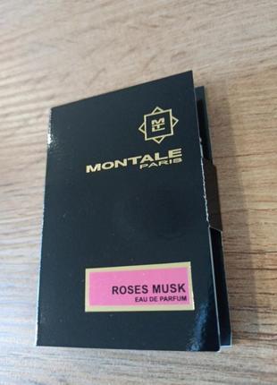 Montale roses musk парфумована вода