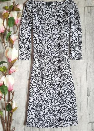 Цветочное платье koan