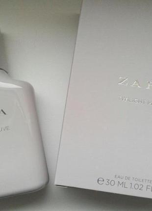 Zara twilight mauve 30 ml   цветочно-фруктовый запах