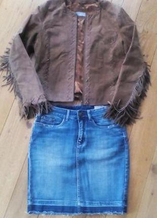 Коротенькая юбочка от inwear