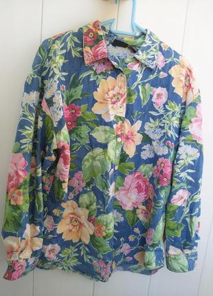 Рубашка liz wear l