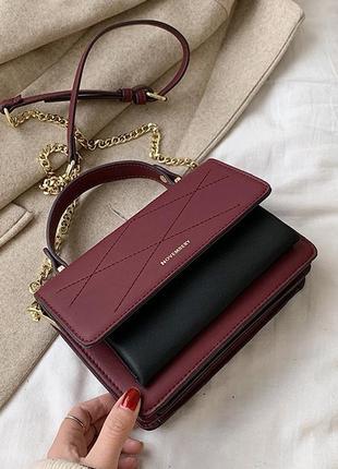 Маленькая мини сумочка, женская сумка через плечо, сумка кроссбоди