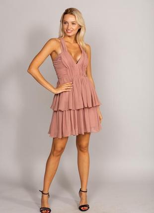 Шикарное платье h&m премиум линия новая коллекция