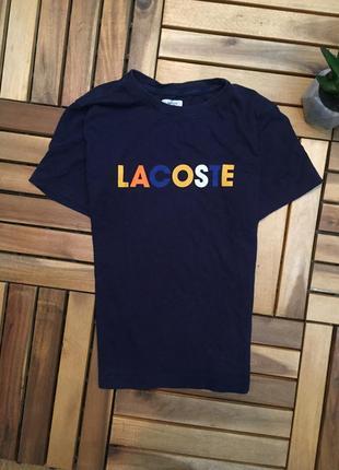 Оригинальная футболка от lacoste