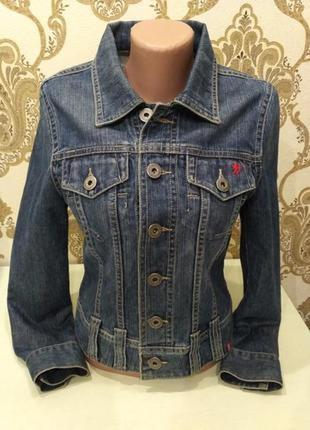 Edc джинсовая куртка, пиджак, джинсовка