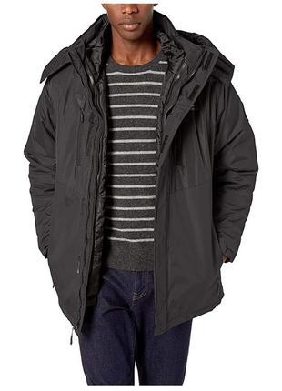 Мужская куртка reebok 3 в 1,раз l