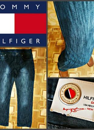 Мужские джинсы tommy hilfiger, оригинал  w30