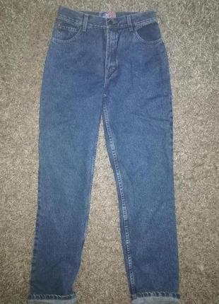 Вінтажні mom джинси