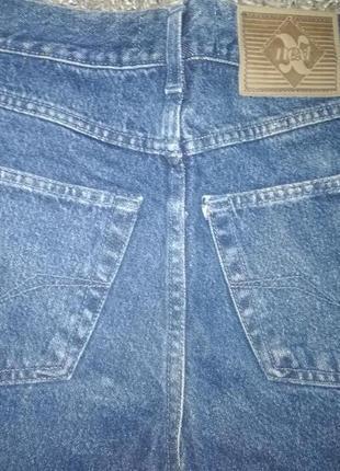 Винтажні mom джинси3 фото