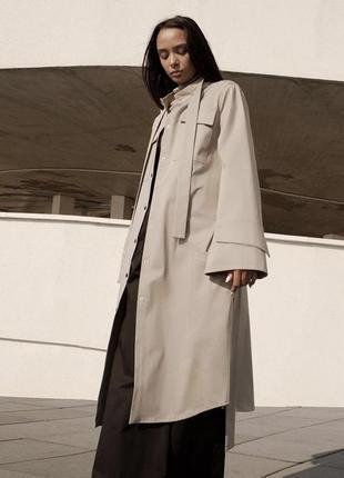 Тренч-платье бренд lut