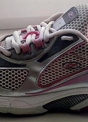 Dr scholls беговые кроссовки для фитнеса ходьбы кожа оригинал 39 размер