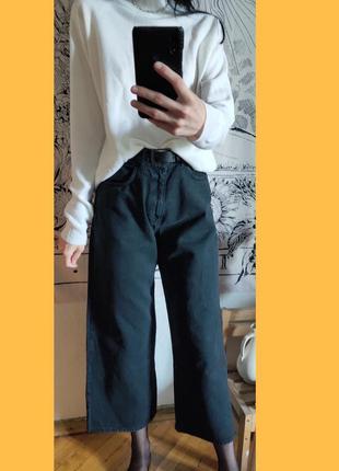 Брюки кюлоты джинсы штаны
