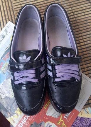 Кроссовки балетки adidas