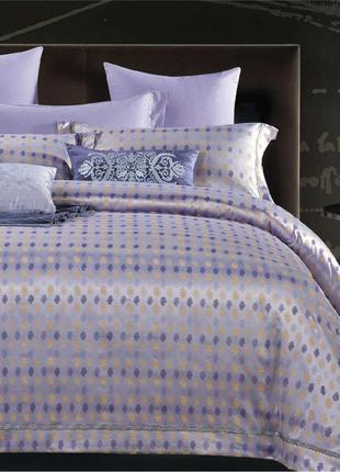 Элитное постельное белье viluta сатин жаккард tiare 2008 евро