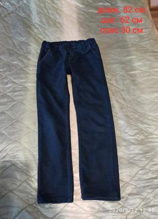 Котонові джинси на хлопчика