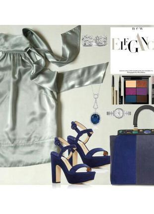 Красивая блуза bon prix 44 p наш 50