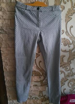 Стречевые брюки