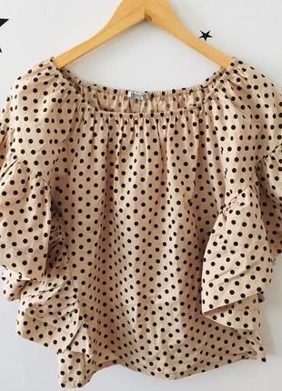 Стильная блуза demarsh