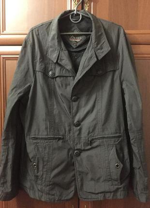 Пиджак ветровка легкая куртка