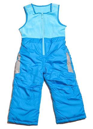 Полукомбинезон / теплые штаны детские