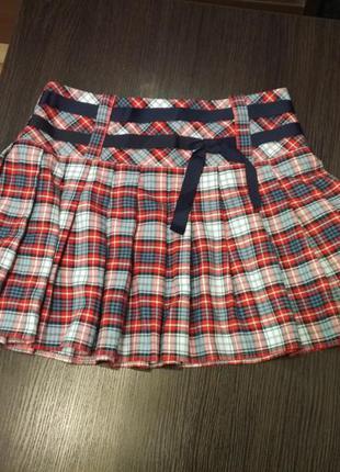 Клетчатая юбка tammy