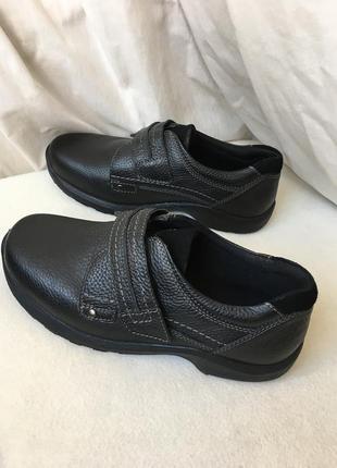 Ортопедические туфли полуботинки cosyfeet для широких подъемистых ног