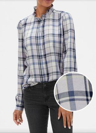 Блуза/рубашка gap размер l, xl, xxl / 40, 42,44,