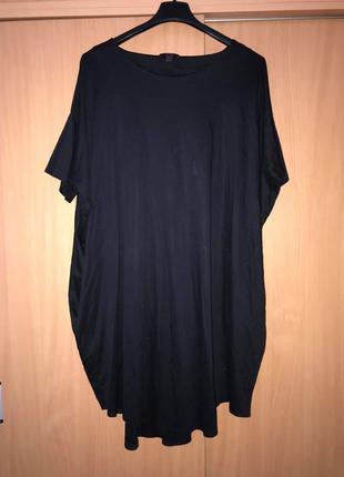 Cos стильное платье кокон