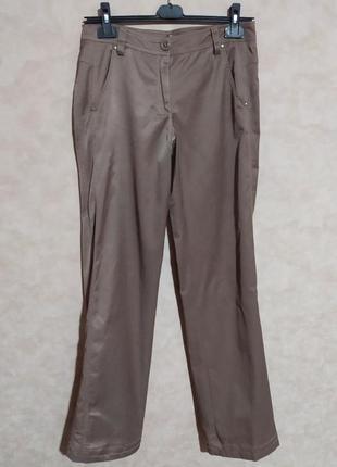 Свободные брюки apanage, xl-xxl