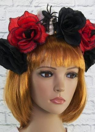 Украшение на голову хэллоуин морриган