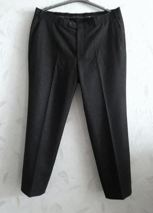 Шеостяные брюки премиум класса, 27, 50-52-54?,  hiltl,  vitale barberis canonico