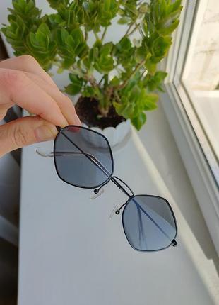 Солнцезащитные очки mini oval унисекс