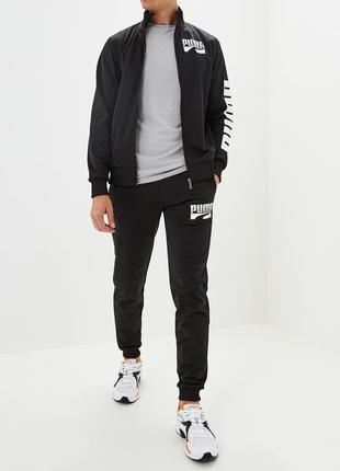 Puma костюм спортивный rebel tricot suit cl.