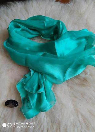 Шелковый шарфик .